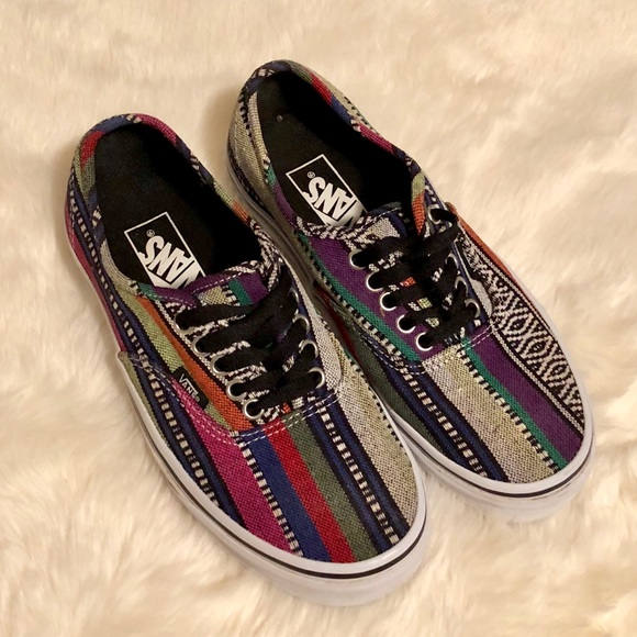 06e40e423c Vans Authentic Baja Multi-Black Sneakers